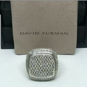 $4950 DAVID YURMAN STERLING SILVER 925 20MM ALBION